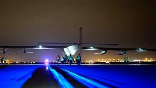 Solar Impulse 2 è puspè en l'aria