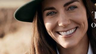 Royales Cover-Girl: Kate gibt ihr Model-Debüt