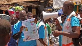 Tödliches Ebola: Schweizer eilen zu Hilfe