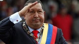 Venezuelas Präsident Chávez gestorben