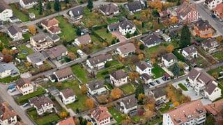 Kanton Aargau legt zu: Plus 6500 Personen im letzten Jahr