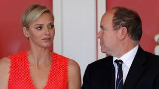 Fürstin Charlène: «Albert und ich sind sehr glücklich»