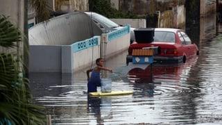 Die Karibik kämpft mit den Folgen des Wirbelsturms