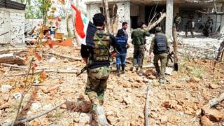 Neuer Giftgas-Einsatz in Syrien?