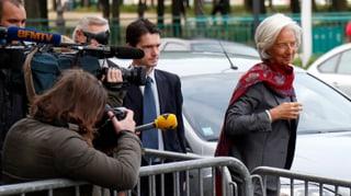 IWF-Chefin Lagarde kann aufatmen – erstmal