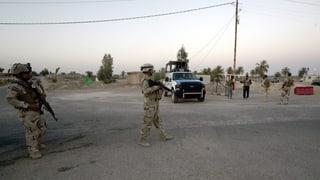 Irakische Armee drängt Isis aus Tikrit zurück