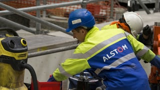 Alstom stritga enfin 1'300 plazzas en Svizra