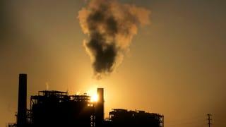 Die USA und China rücken klimapolitisch näher zusammen