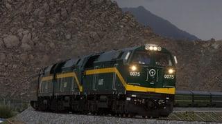 China: nova ruta commerziala en l'Iran