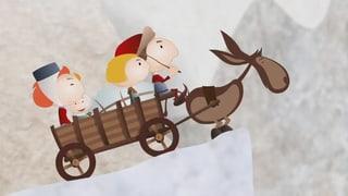 Video «Helveticus: La traversée du Gothard (2/26)» abspielen