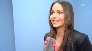 Nadine Vinzens zu ihrer Prix-Walo-Nomination: «Ich bin sprachlos»