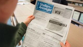 Jugendarbeitslosigkeit im Ausland kann Schweiz nicht egal sein