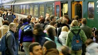 Bahnhof Lenzburg: Frieren für mehr Sicherheit