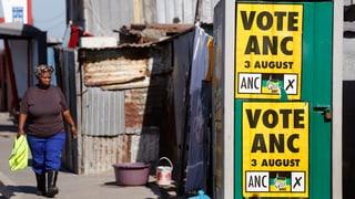 Südafrika: Was läuft schief beim ANC?