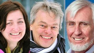 Nobelpreis der Medizin geht an drei Zellforscher