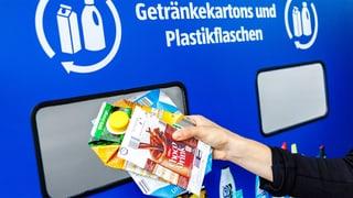 Neue Anlage macht Getränkekarton-Recycling möglich