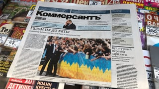 Eine neue Qualität der Zensur in Russland