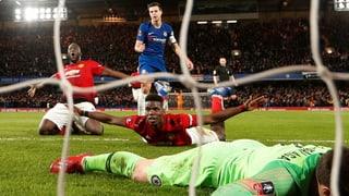 Pogba-Show bei ManUnited-Sieg gegen Chelsea