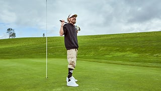 Didi Keller ist Urban Golfer der ersten Stunde