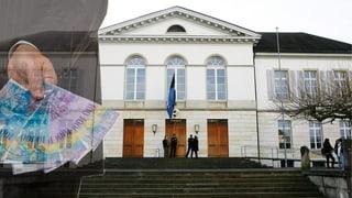 Finanzierung der Aargauer Politik soll geheim bleiben