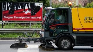 Nationalrat fegt die Zuwanderungs-Initiative weg