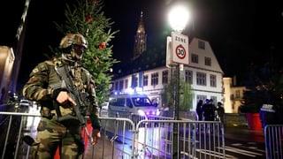 Drei Tote – zwölf Verletzte in Strassburg (Artikel enthält Video)
