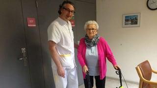 Vom Metallbauschlosser zum Krankenpfleger (Artikel enthält Bildergalerie)