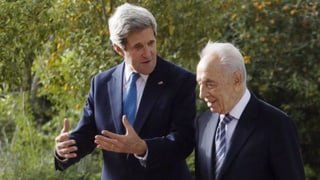 US-Aussenminister pendelt in Jerusalem zwischen Konfliktparteien