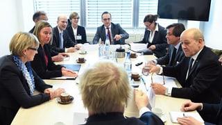 Attatgas en Siria: consens minimal da l'UE