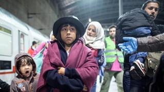 Flüchtlingskrise: Milliardenhilfe für die deutschen Bundesländer