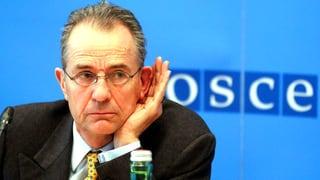 OSZE: Nur wenige Ostukrainer zieht es nach Moskau