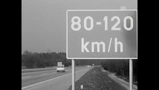 Tempoempfehlung statt Höchstgeschwindigkeit