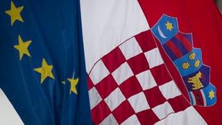 45 Millionen Franken für Kroatien