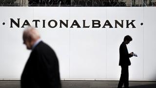 Auch die Nationalbank macht umstrittene Gewinne mit Rüstungsfirmen. Selbst mit solchen, deren Bomben schon Zivilisten getötet haben.