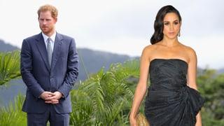 Funkstille zwischen Prinz Harry und seiner Meghan
