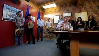 Kanadische Ureinwohner: Historischer Rechtsanspruch auf Land