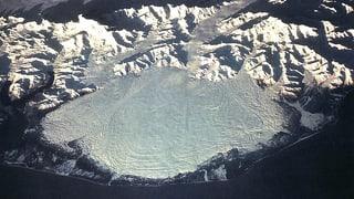 Wie viele Gletscher gibt es?