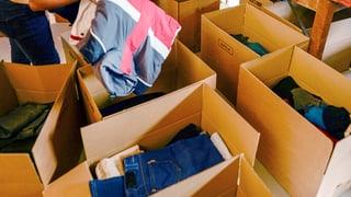 Spendenwelle für Flüchtlinge: Wenn die Hilfe zu gut gemeint ist