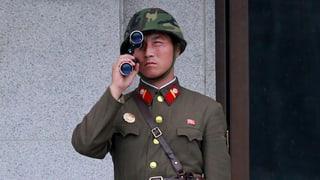 Nordkorea reaktiviert direkten Draht nach Südkorea