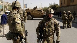 Nato-Truppen bleiben in Afghanistan