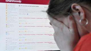 Cybermobbing beschäftigt Jugendliche