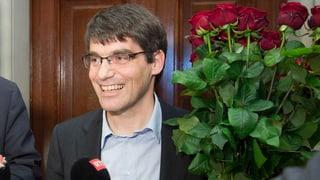 Roger Nordmann führt künftig SP-Fraktion