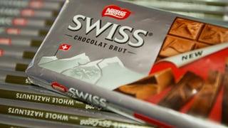 Schokolade, Banken, Uhren: Was die Marke Schweiz ausmacht