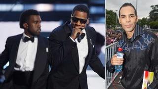 Kayne West, Jay-Z und Al Walser für Grammy nominiert