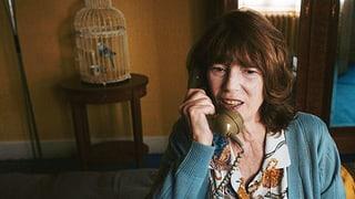 Jane Birkin lässt in Schweizer Kurzfilm ihren Charme spielen