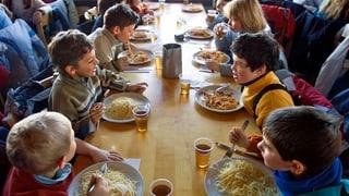 Mittagstisch Wettingen: Doch Subventionen für reichere Eltern