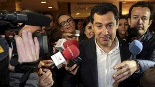 Nachbeben in Spanien nach der Andalusien-Wahl