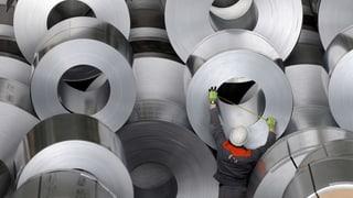 Wegen internationaler Handelskonflikte geht sie davon aus, dass sich das Wirtschaftswachstum deutlich verlangsamen wird.