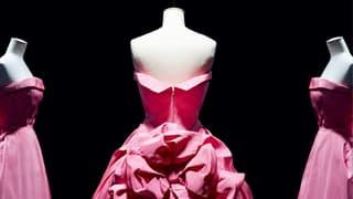 Christian Dior machte aus Stoffen Träume