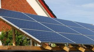 Die Solarindustrie ist wieder auf dem Vormarsch